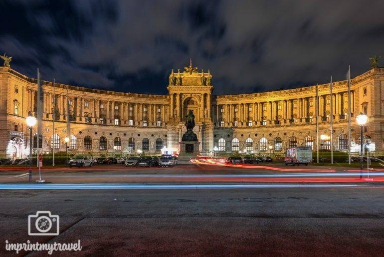 Sehenswürdigkeiten in Wien Hofburg