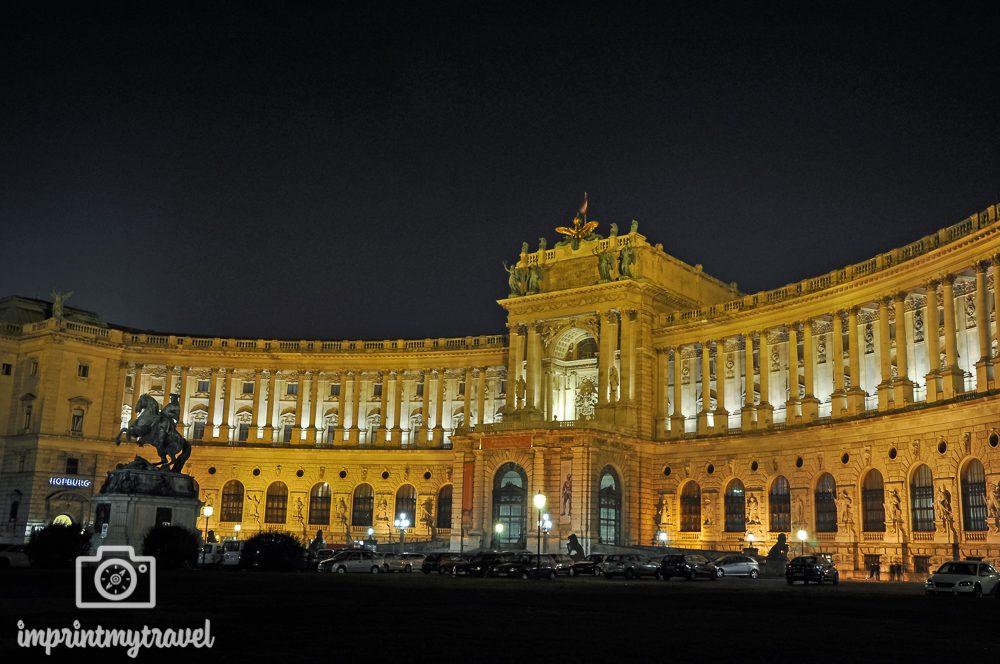 Wiener Sehenswürdigkeiten: Die Hofburg