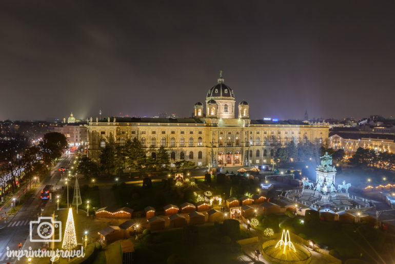 Wien Sehenswürdigkeiten Kunsthistorisches Museum