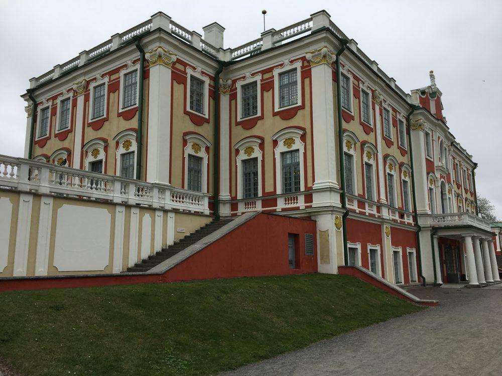 Praesidentenpalast-Tallinn