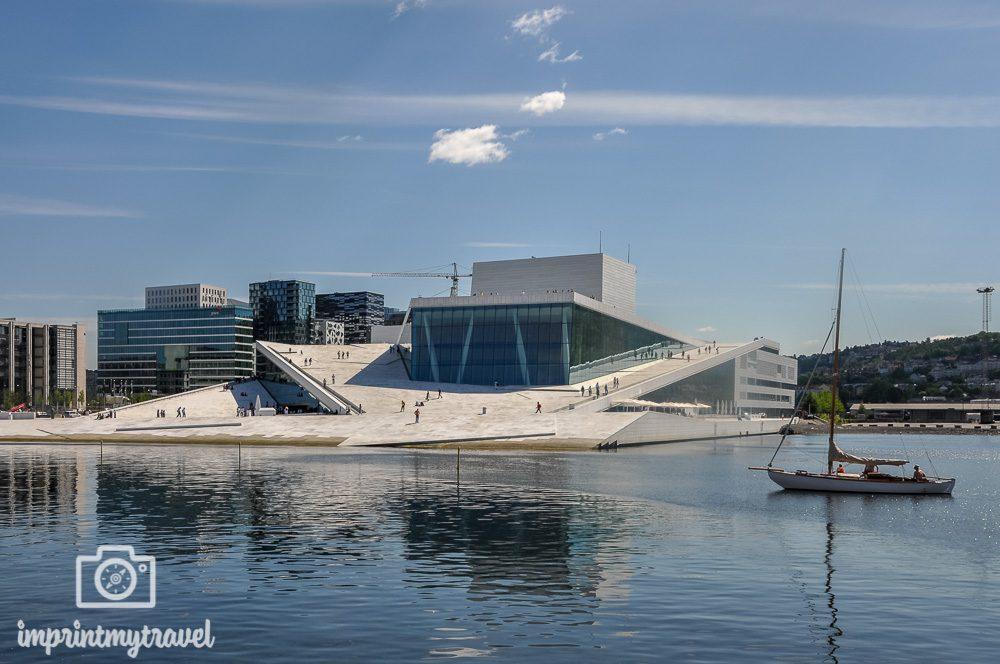 Städtereise Oslo Sehenswürdigkeiten Oper