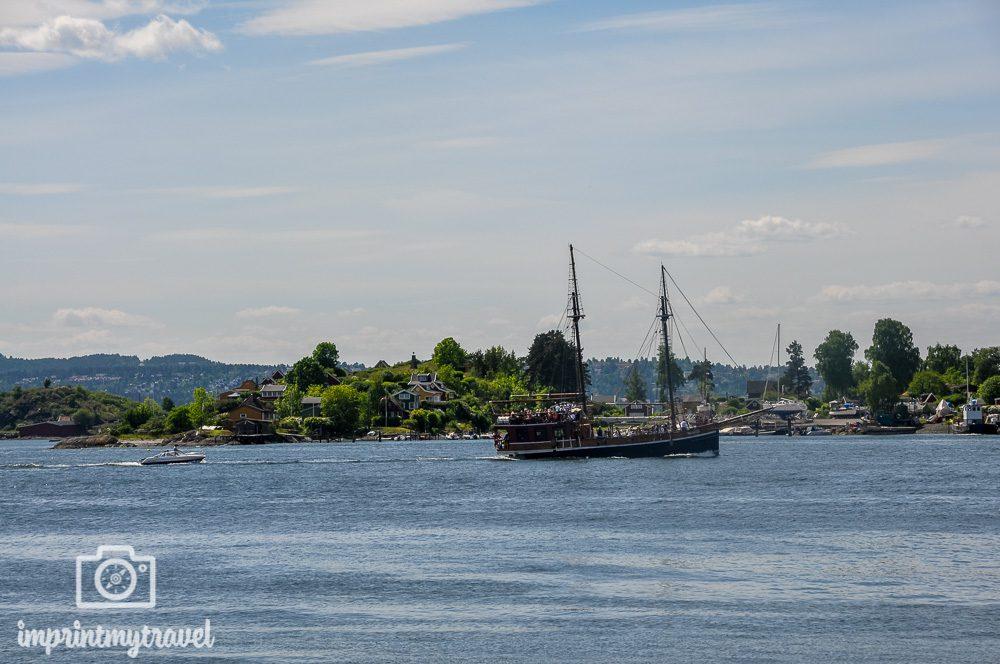Städtereise Oslo Sehenswürdigkeiten Hovedøya