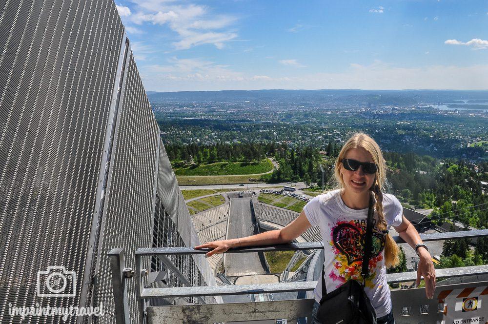 Tagesausflug Oslo Holmenkollen