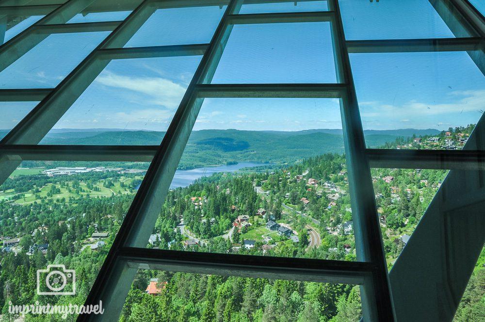 Städtereise Oslo Ausflugstipp Holmenkollen