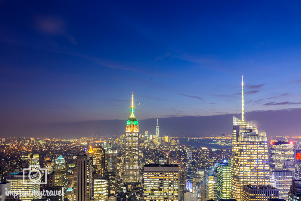 Die besten Fotolocations in New York City