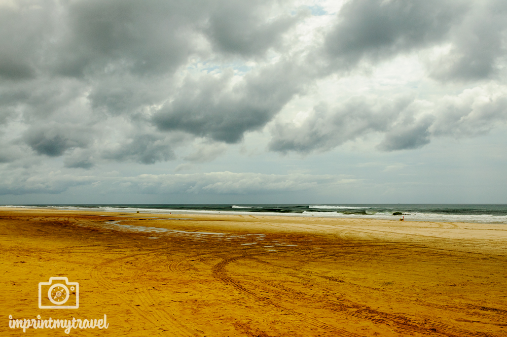Australien Fraser Island 75 Miles Beach