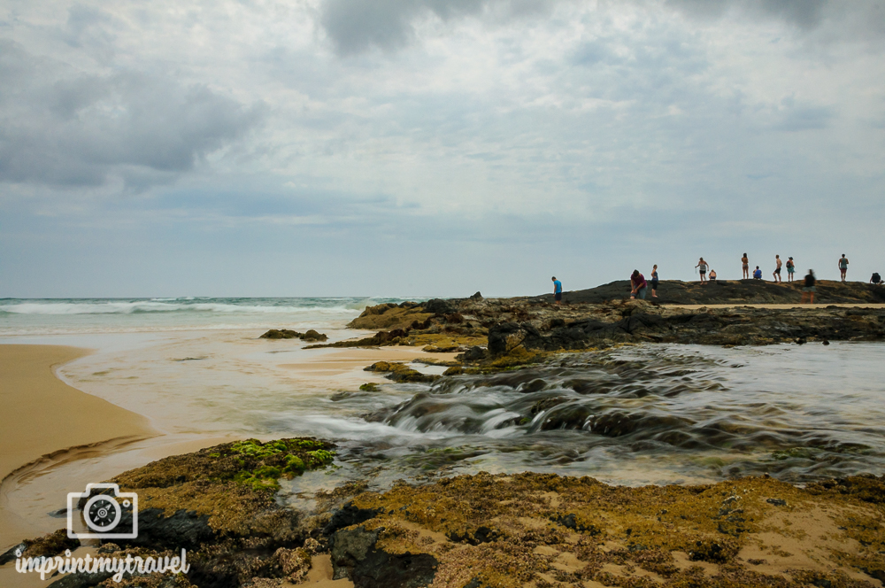 Australien, Fraser Island, Champagne-Pools
