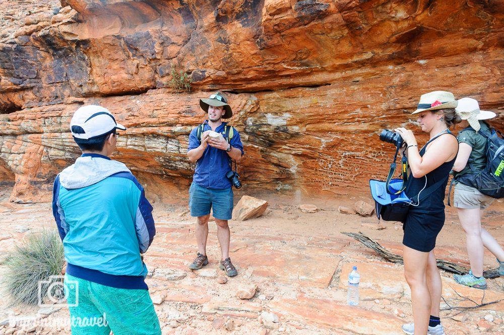 Outback Australien: Ranger