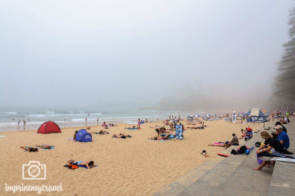 Highlights in Sydney: Manly Beach