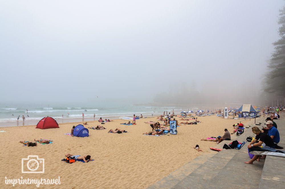 Highlights in Sydney: Manly Beach