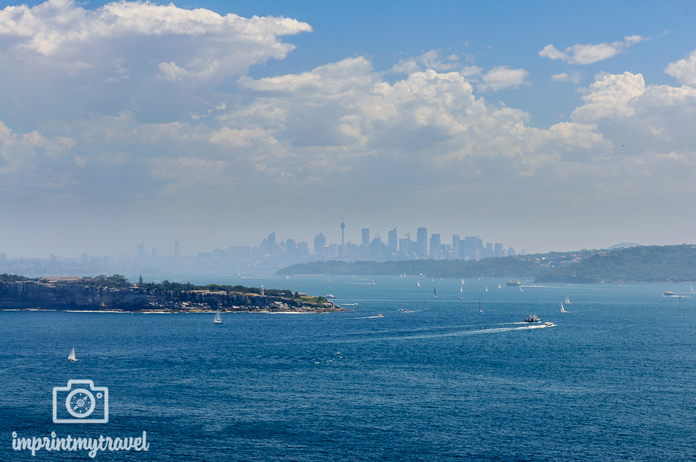 Highlights in Sydney: Aussicht vom Harbour National Park