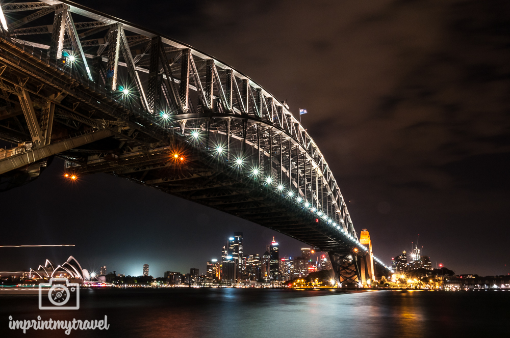 Highlights in Sydney: Harbour Bridge
