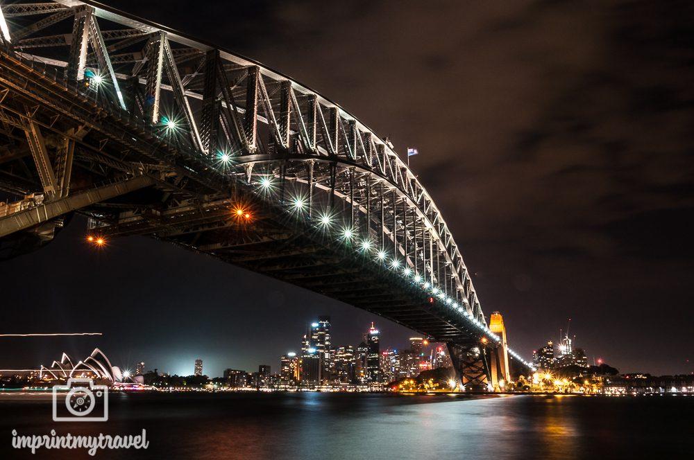 Highlights in Sydney: Harbour Bridge