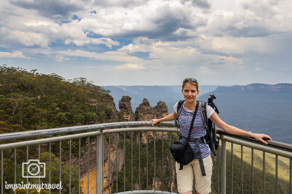 Australien: Wandern im Blue Mountains Nationalpark