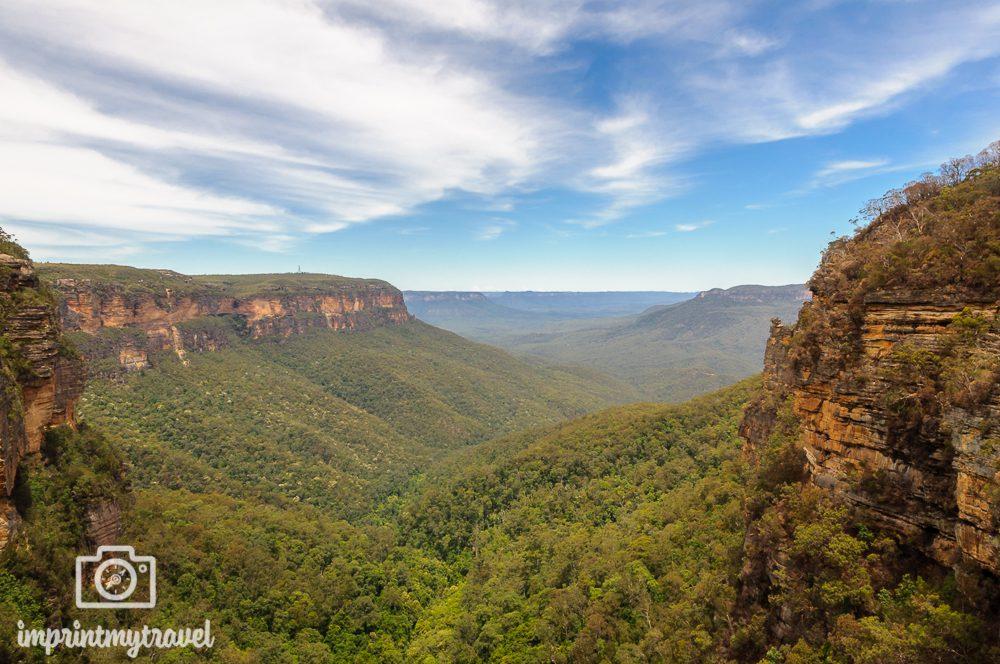 Australien: Wandern in den Blue Mountains