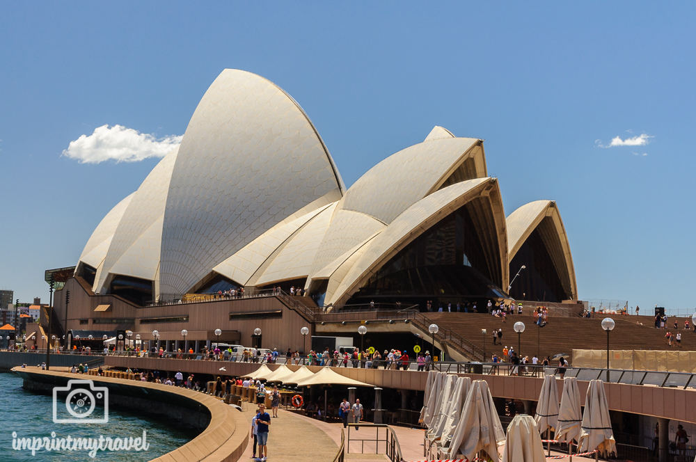 Sydney Sehenswürdigkeiten: Opernhaus