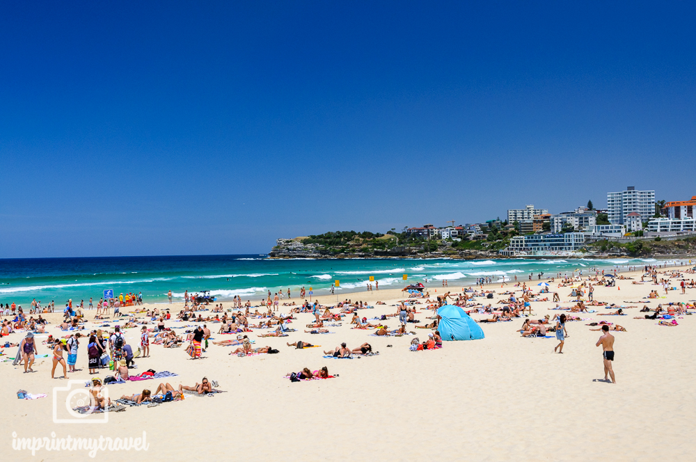 Highlights in Sydney: Bondi Beach