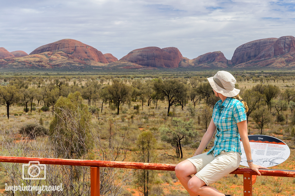 Outback Australien: Kata Tjuta