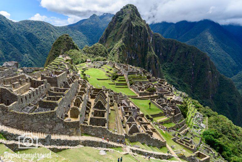 Machu Picchu Reise