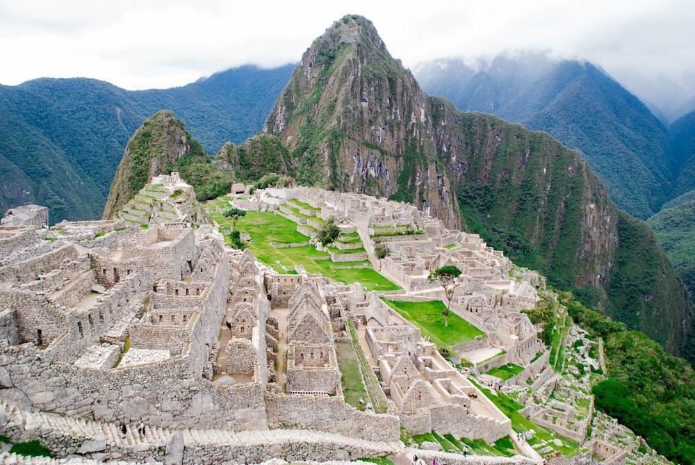 Reisepläne 2018 Machu Picchu