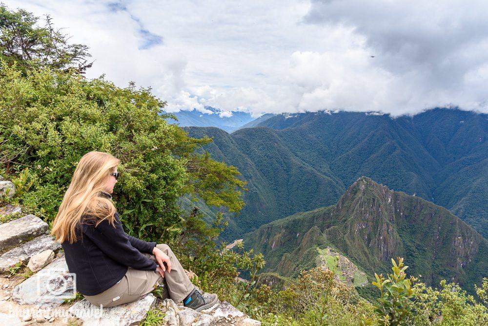 Südamerika Sehenswürdigkeiten Machu Picchu Montana