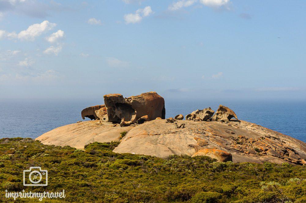 Kangaroo Island Remarkable Rock
