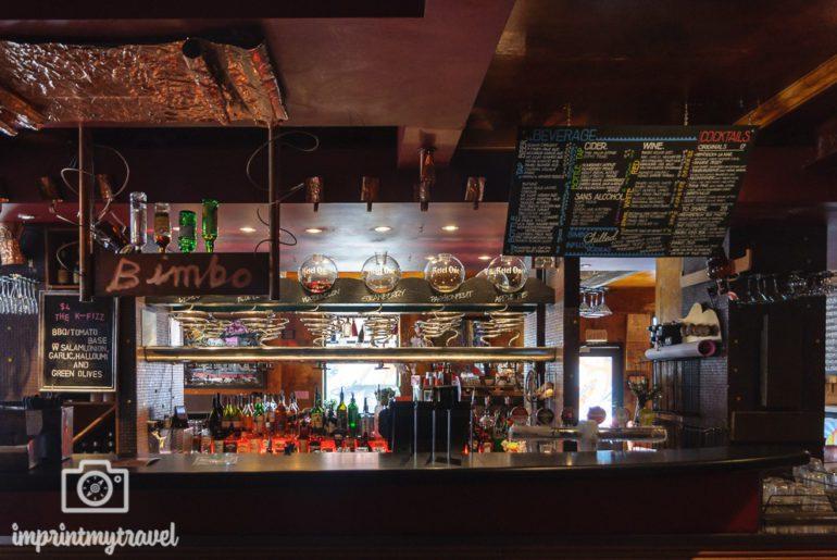 Melbourne Restaurant Bimbo