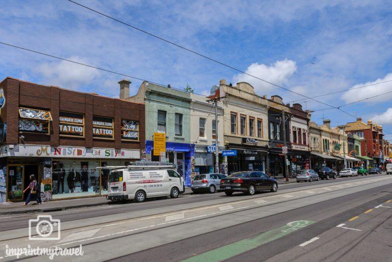 Melbourne Sehenswürdigkeiten Fitzroy
