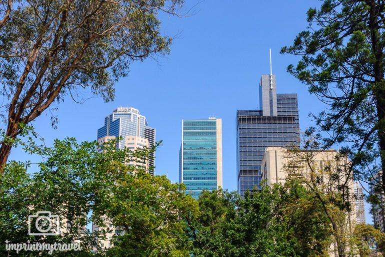 Melbourne Sehenswürdigkeiten Zentrum