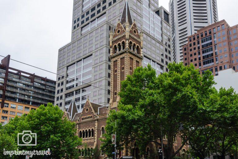 Melbourne Sehenswürdigkeiten Kirche St. Michael