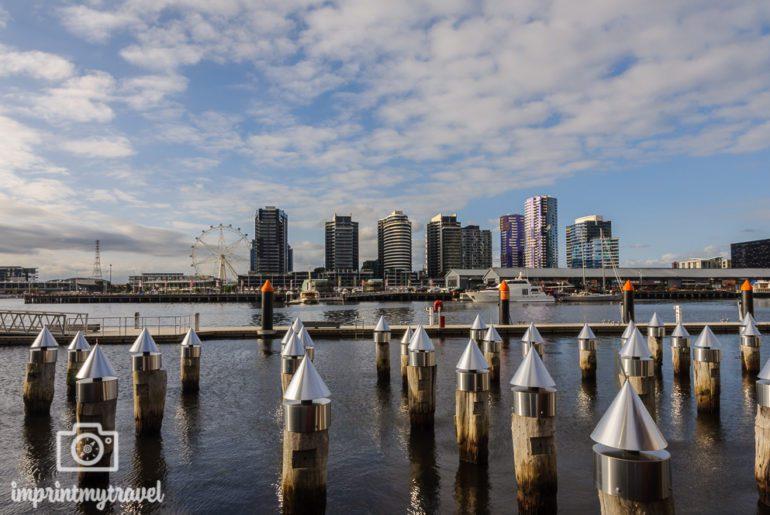 Melbourne Sehenswürdigkeiten Docklands