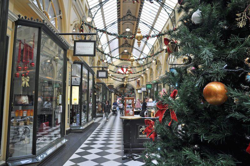 Die elegante Royal Arcade