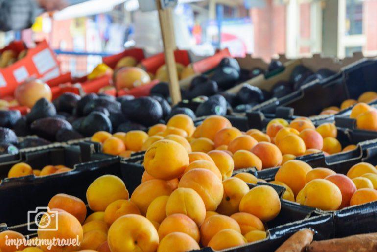Melbourne Sehenswürdigkeiten Obstmarkt