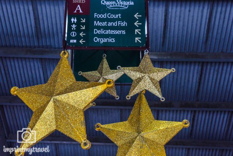 Melbourne Sehenswürdigkeiten Markt
