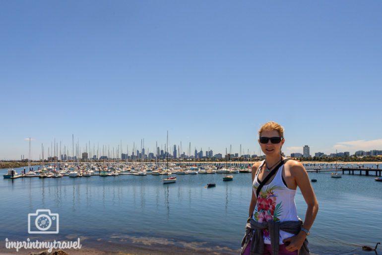 Melbourne Sehenswürdigkeiten St. Kilda Pier