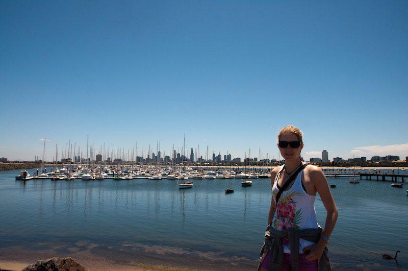 Yachthafen von St. Kilda