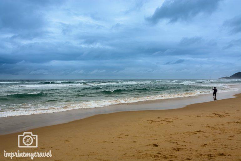 Südafrika Sehenswürdigkeiten St. Lucia Strand