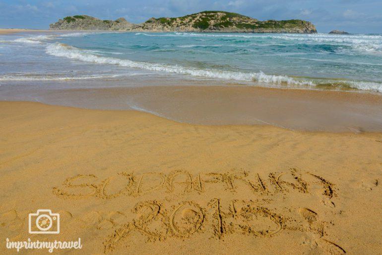 Südafrika Sehenswürdigkeiten Robberg Island Strand