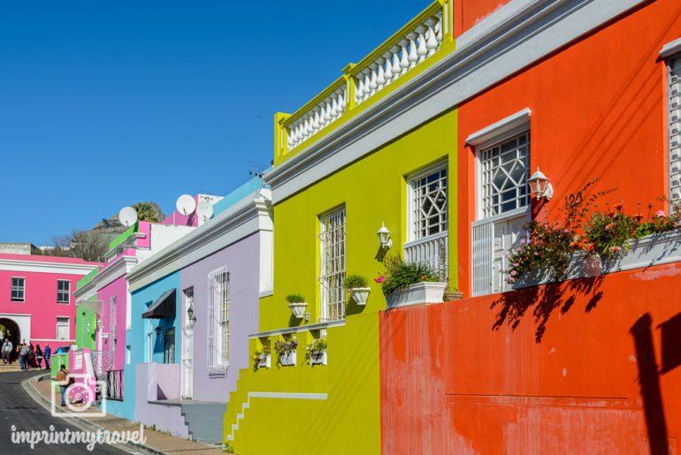 Südafrika Sehenswürdigkeiten Kapstadt Bo Kaap