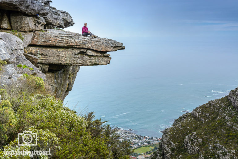 Südafrika Sehenswürdigkeiten Tafelberg Wanderung