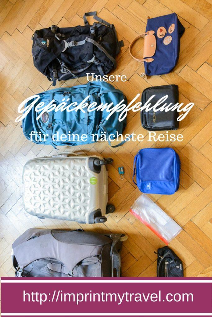 Osprey Soujourn, Gepäckempfehlung für deine Reise!