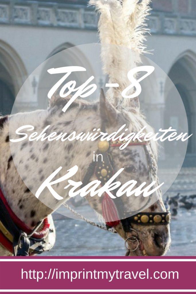 Top-8 Sehenswürdigkeiten in Krakau