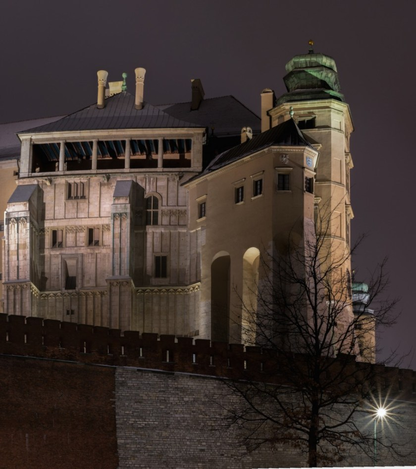 Sehenswürdigkeiten in Krakau Burg Wawel