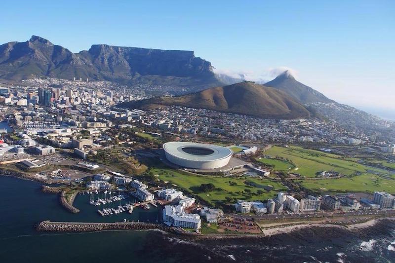 Highlights in Kapstadt: Hubschrauberrundflug