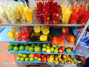 Früchte- und Shakeparadies
