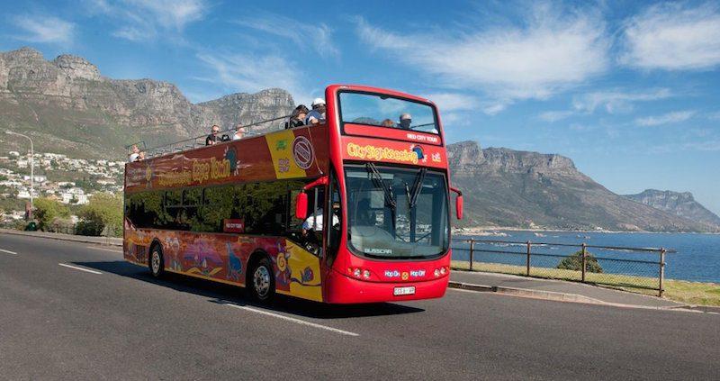 Highlights in Kapstadt: Hop on, Hop off Bustour