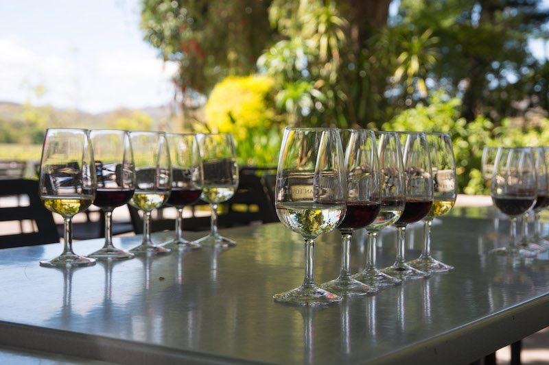 Highlights in Kapstadt: Weinverkostung