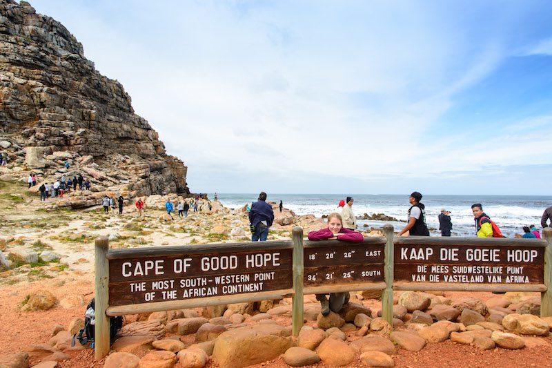Highlights in Kapstadt: Ausflug zum Kap der guten Hoffnung
