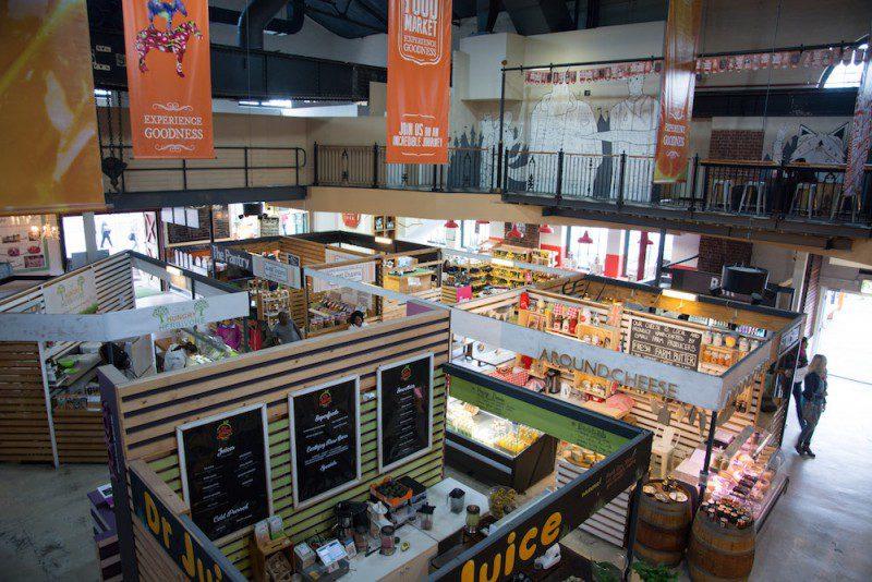 Highlights in Kapstadt: Food Market