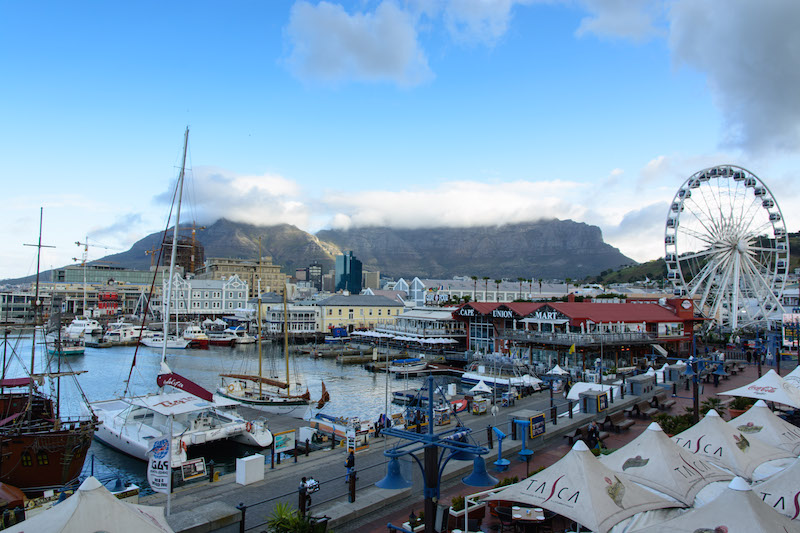 Highlights in Kapstadt: V&A Waterfront